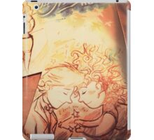I Love You for All Time [A Postcard iPad Case/Skin