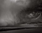 Thor's eye watches his storm home by clickinhistory