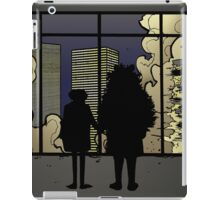 Strange time in my life iPad Case/Skin