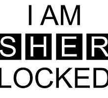I Am Sherlocked by obsidiandream