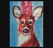 oh deer, these flowers T-Shirt