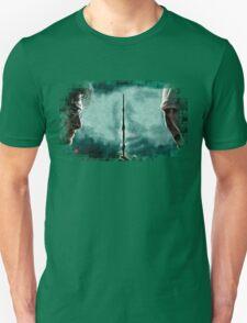 Harry Potter Vs Lord Voldemort Unisex T-Shirt