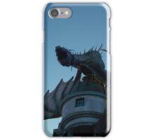 Gringotts Dragon iPhone Case/Skin