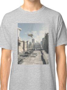 Future City Street Classic T-Shirt