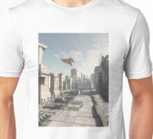 Future City Street Unisex T-Shirt
