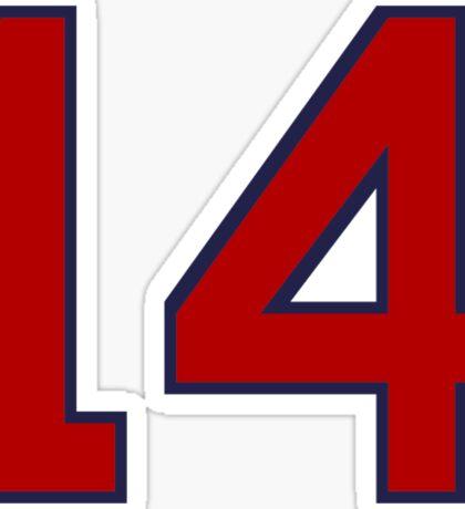 #14 Sticker