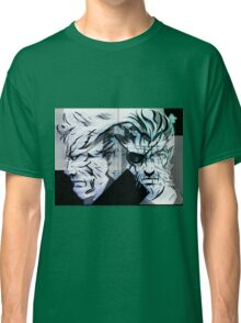 Solid's Point of View Classic T-Shirt