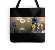 Remaining Muppets Together Tote Bag