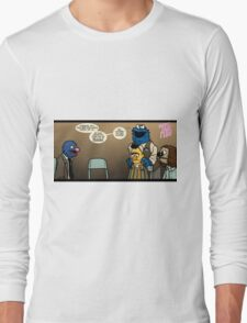 Remaining Muppets Together Long Sleeve T-Shirt