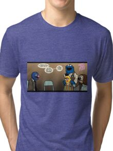Remaining Muppets Together Tri-blend T-Shirt