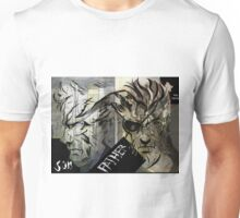 Mag Ama with text (Father And Son) Unisex T-Shirt