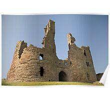 Dunstunburgh Castle: Northumberland Poster