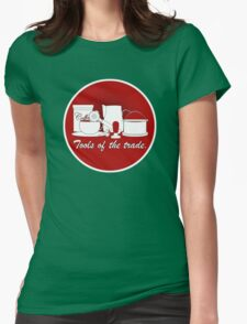 Tools of the trade Womens Fitted T-Shirt