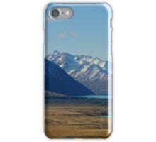 Lake Tekapo and Southern Alps iPhone Case/Skin