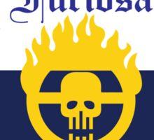 Cerveza Furiosa Sticker