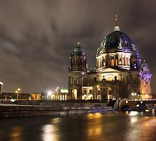 Berliner Dom by James Hennman