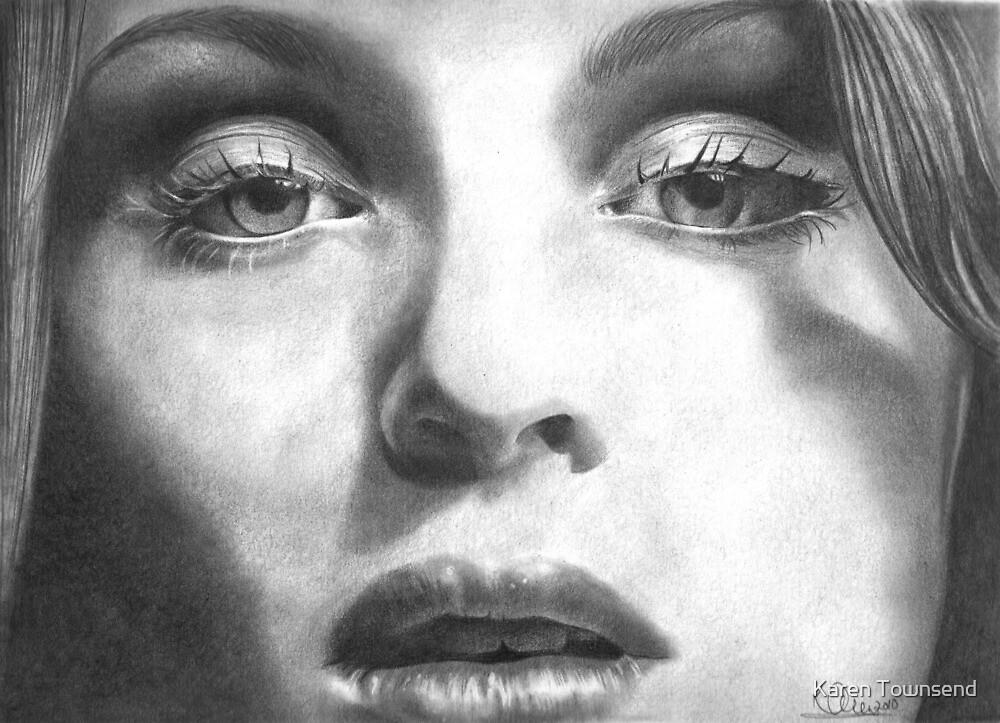 Sophie Ellis Bextor by Karen Townsend