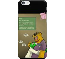 His name was Fozzie Paulsen. iPhone Case/Skin