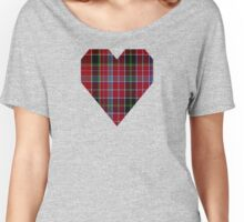 00186 Aberdeen District Tartan  Women's Relaxed Fit T-Shirt