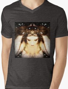 Protected within Mens V-Neck T-Shirt