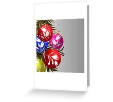 New Year celebration card Greeting Card