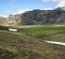 Mountains Iceland by franceslewis