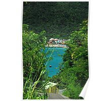 Sneak Peek of Anse d'Arlet 2 - Martinique, F.W.I. Poster