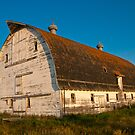 this old barn by Heath Dreger
