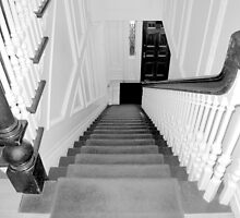 Upstairs-Downstairs by David Schroeder
