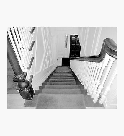 Upstairs-Downstairs Photographic Print