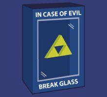 In Case Of Evil... by Ryan Pedersen