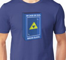 In Case Of Evil... Unisex T-Shirt