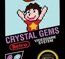 Crystal Gems  by benjielwarro