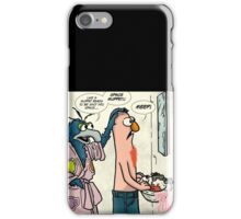 Space Muppet iPhone Case/Skin