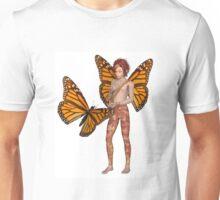 Monarch Butterfly Fairy Boy Unisex T-Shirt