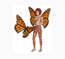 Monarch Butterfly Fairy Boy Unisex T-Shirt