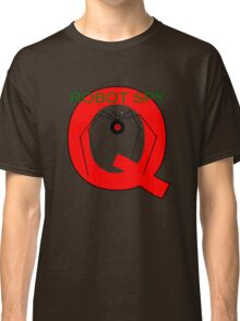Jonny Quest Robot Spy! 2nd Version Classic T-Shirt