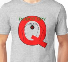 Jonny Quest Robot Spy! 2nd Version Unisex T-Shirt