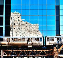 train in the loop by bjphotographs
