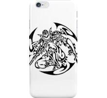 Zed (black) iPhone Case/Skin