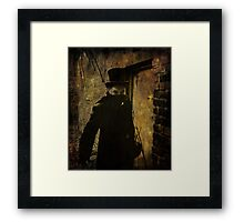 To Work! Framed Print
