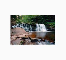 Cayuga Falls in Summer Twilight  Unisex T-Shirt