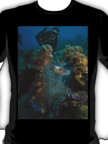 Furry Giant Clam T-Shirt