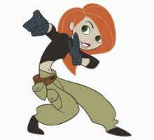 Kim Possible by Catherine O'Hagan