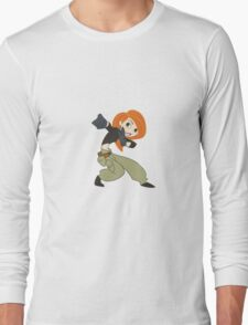 Kim Possible Long Sleeve T-Shirt
