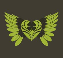 Irish Wings by red addiction