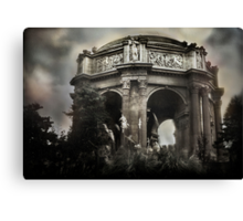 Palace of Fine Arts, San Francisco Canvas Print