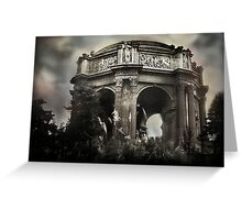 Palace of Fine Arts, San Francisco Greeting Card