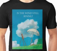 Is the Wind Still Rising? Unisex T-Shirt