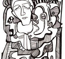 Within Oneself by Maya Hiort Petersen